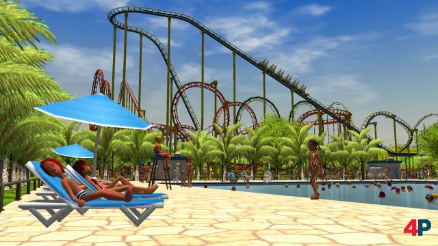 Screenshot - RollerCoaster Tycoon 3: Complete Edition (PC) 92623650