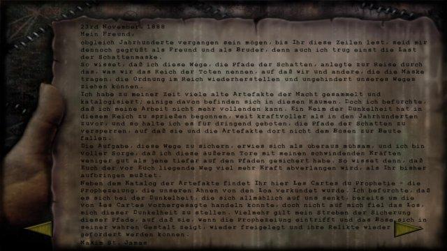 Screenshot - Shadow Man Remastered (PC)