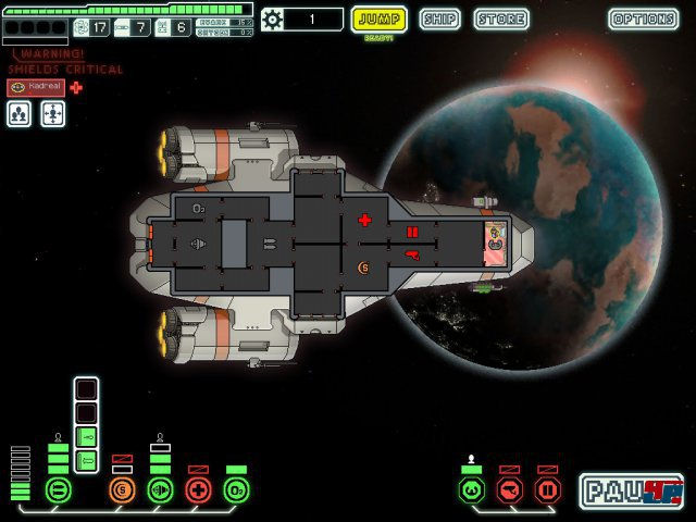 Screenshot - FTL: Faster Than Light (iPad) 92479796