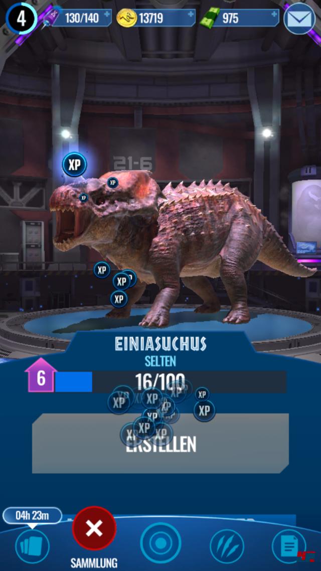 Screenshot - Jurassic World Alive (Android) 92566314