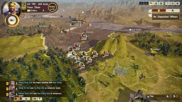 Screenshot - Romance of the Three Kingdoms 14 (PC, PS4, Switch)
