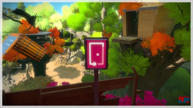 Screenshot - The Witness (PlayStation4) 92519226