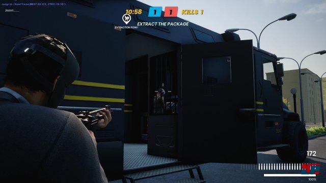 Screenshot - Rogue Heist (PC)