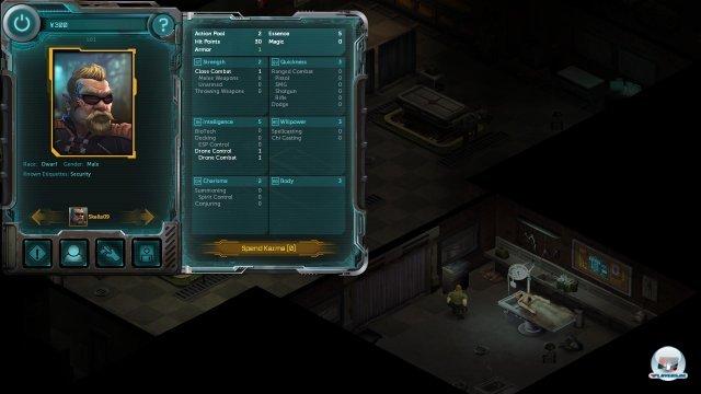 Screenshot - Shadowrun Returns (PC) 92465695