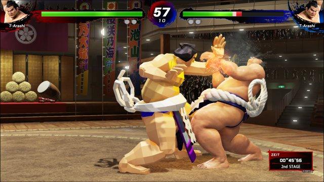 Screenshot - Virtua Fighter 5 Ultimate Showdown (PS4) 92643177