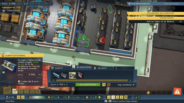 Screenshot - Evil Genius 2: World Domination (PC) 92638262