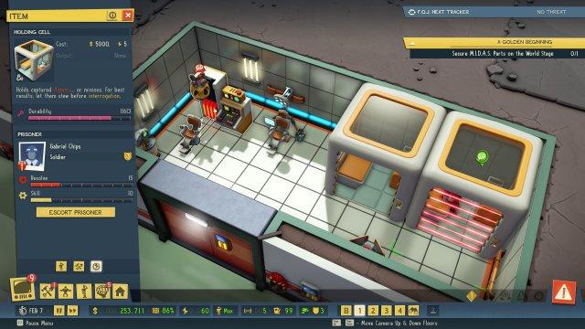 Screenshot - Evil Genius 2: World Domination (PC) 92638255
