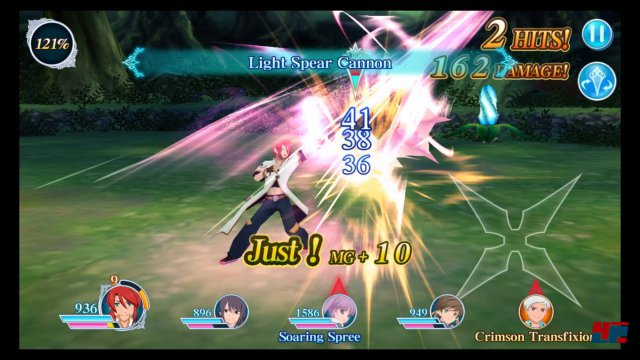 Screenshot - Tales of the Rays (Android)