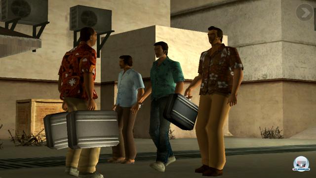 Screenshot - Grand Theft Auto: Vice City (iPhone) 92430482