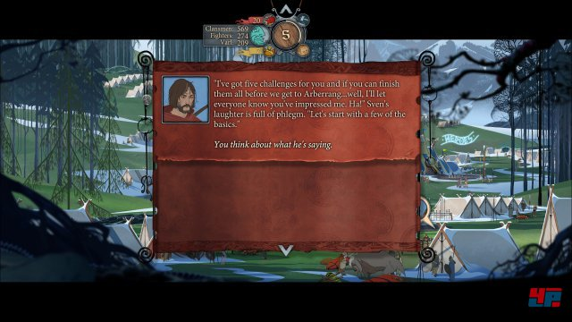 Screenshot - The Banner Saga 2 (PC) 92524980