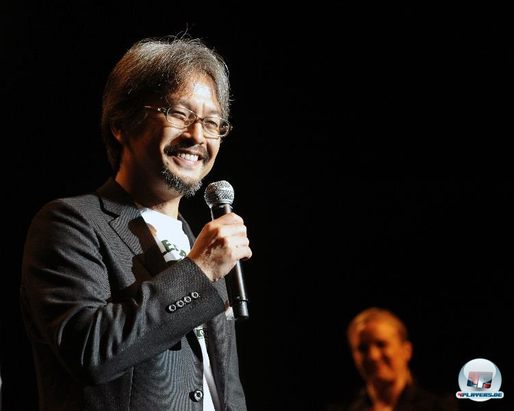 Eiji Aonuma has been working on the Zelda series for 13 years now. Nevertheless he isn't tired of it at all.