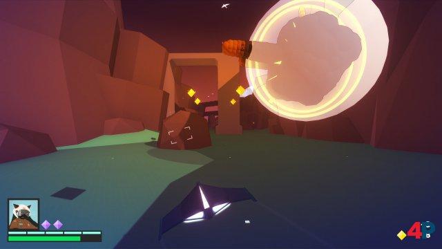 Screenshot - Whisker Squadron (PC)
