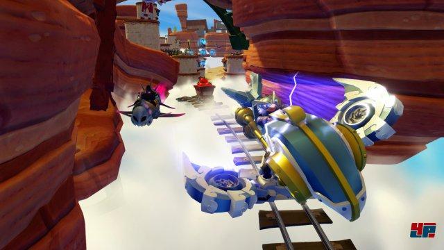Screenshot - Skylanders: SuperChargers (360) 92510708