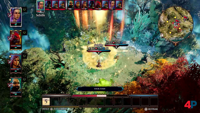 Screenshot - Divinity: Original Sin 2 (Switch) 92597785