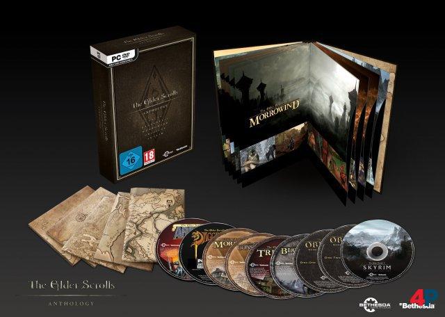 Screenshot - The Elder Scrolls Anthology (PC)