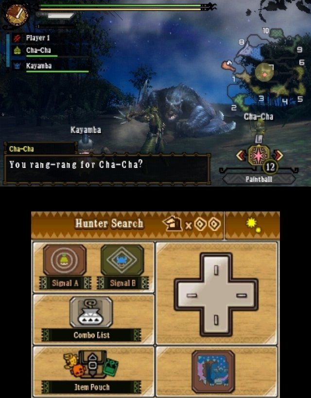 Screenshot - Monster Hunter 3 Ultimate (3DS) 92439817