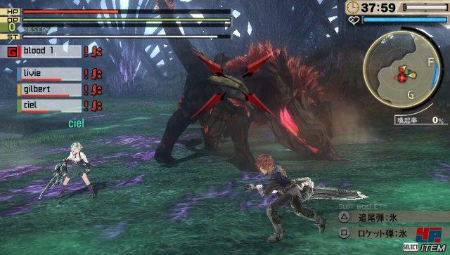 Screenshot - God Eater 2 (PlayStation4) 92494746