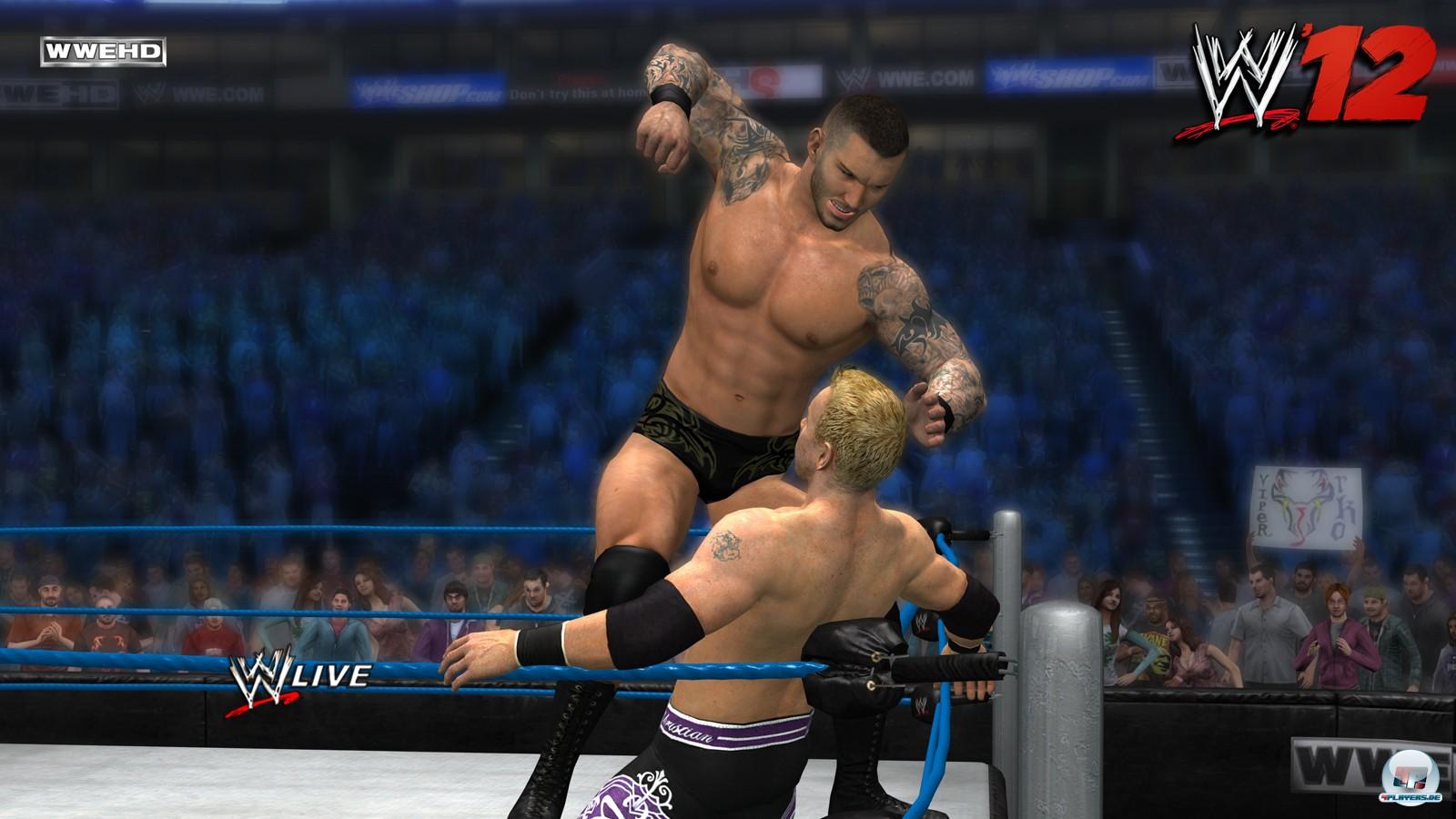 Die WWE-Athleten sehen besser aus als je zuvor, doch spielerisch muss die neue Technik erst noch ihre Klasse ausspielen.