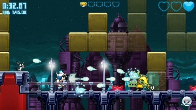 Screenshot - Mighty Switch Force! (Wii_U) 92432037