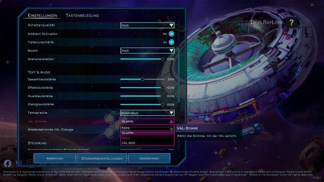 Screenshot - Spacebase Startopia (PC)