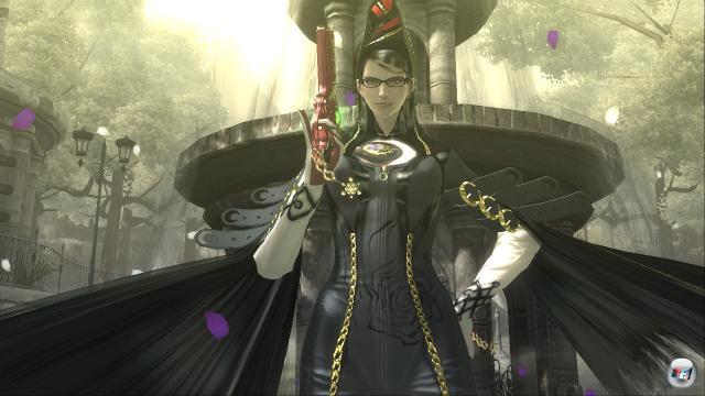Die Umbrahexe aus der Feder von Devil May Cry-Schöpfer Hideki Kamiya ist als Fetischsammlung mit Herz eine der schillerndsten Videospielfiguren der letzten Jahre!
