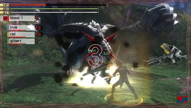 Screenshot - God Eater 2: Rage Burst (PlayStation4) 92493176