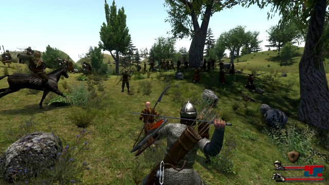 Screenshot - Mount & Blade: Warband (PlayStation4)