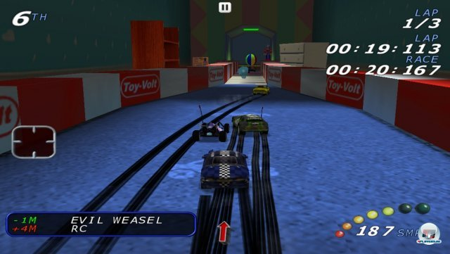 Screenshot - Re-Volt Classic (iPhone) 92411192