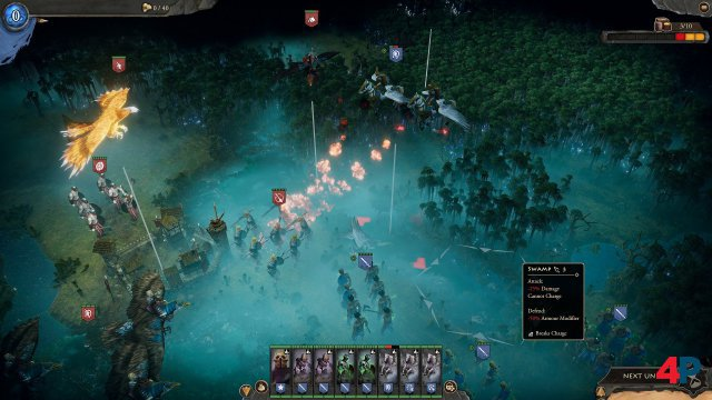 Screenshot - Fantasy General 2: Invasion (PC)