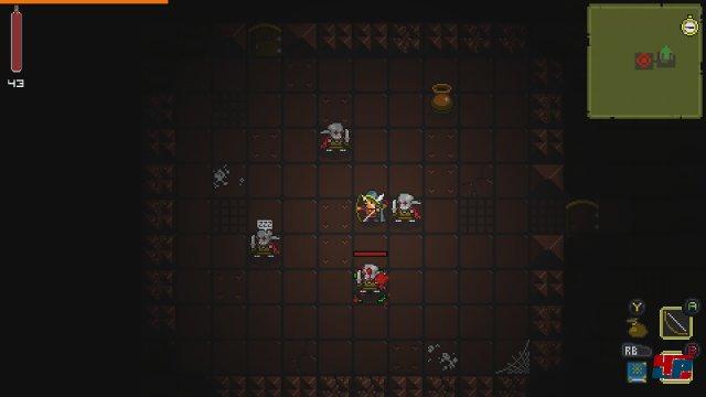 Screenshot - Quest of Dungeons (XboxOne) 92509908