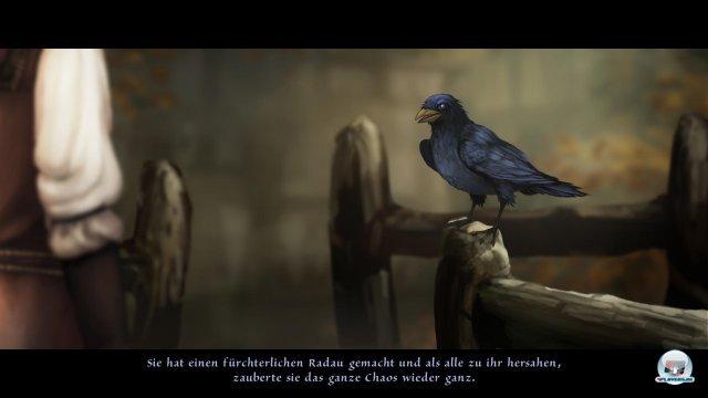 Screenshot - Das Schwarze Auge: Satinavs Ketten (PC) 2374757