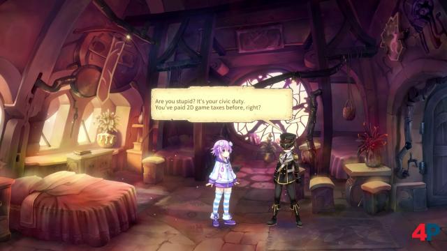 Screenshot - Super Neptunia RPG (PS4) 92591869
