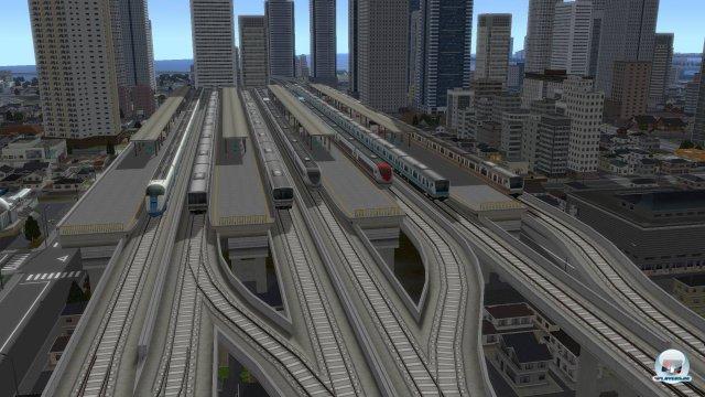 So würde man sich sein Bahnnetz irgendwann wünschen. Allein es bleibt beim Wunsch...