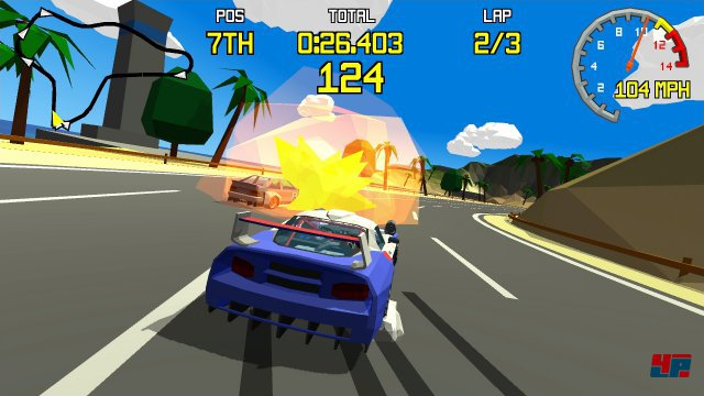 Screenshot - Racing Apex (Linux)
