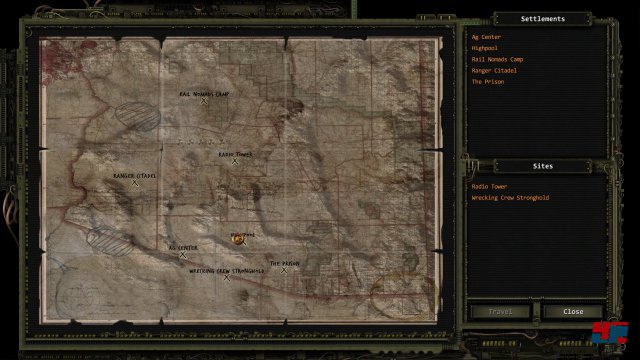 Screenshot - Wasteland 2 (PC) 92490628