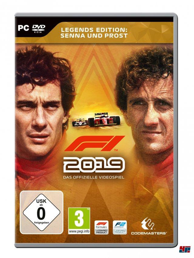Screenshot - F1 2019 (PC)