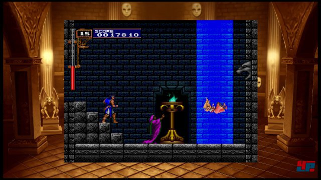 Screenshot - Castlevania Requiem: Symphony of the Night and Rondo of Blood (PS4)