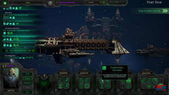 Screenshot - Battlefleet Gothic: Armada (PC) 92525708
