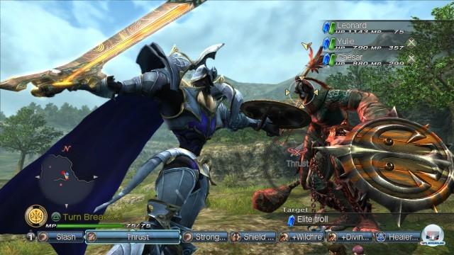 Screenshot - White Knight Chronicles II (PlayStation3) 2226887