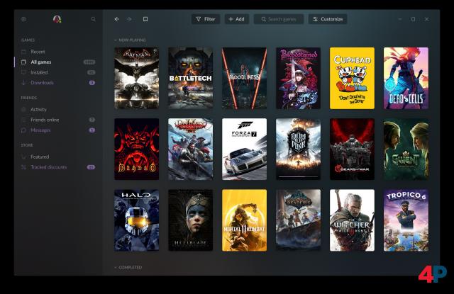 Screenshot - GOG.com (PC)