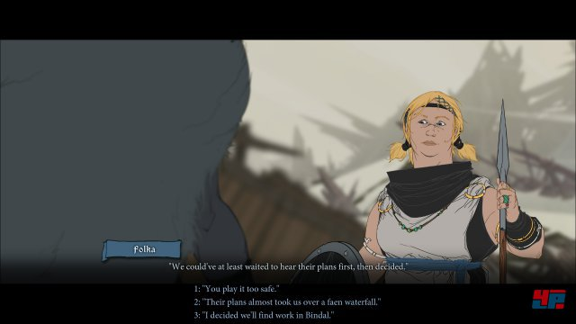 Screenshot - The Banner Saga 2 (PC) 92525011