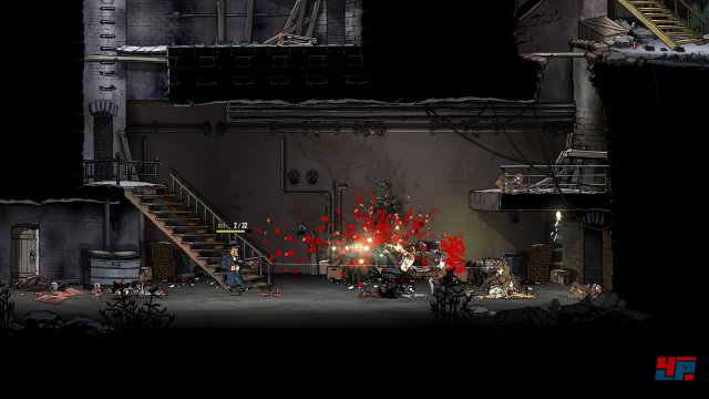 Screenshot - Guns, Gore & Cannoli 2 (PC) 92560599
