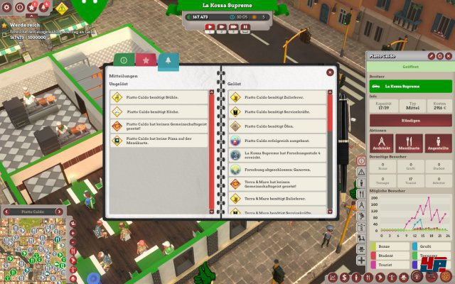 Screenshot - Pizza Connection 3 (PC) 92562614