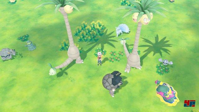 Screenshot - Pokémon: Let's Go, Pikachu! & Let's Go, Evoli! (Switch) 92573875