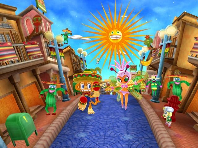 Samba de Amigo <br><br> Das ist Sommer. Das ist Lebensfreude. Das ist Musik! Sobald man die Samba-Rasseln zu Hits wie