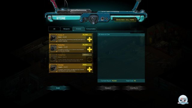 Screenshot - Shadowrun Returns (PC) 92465739