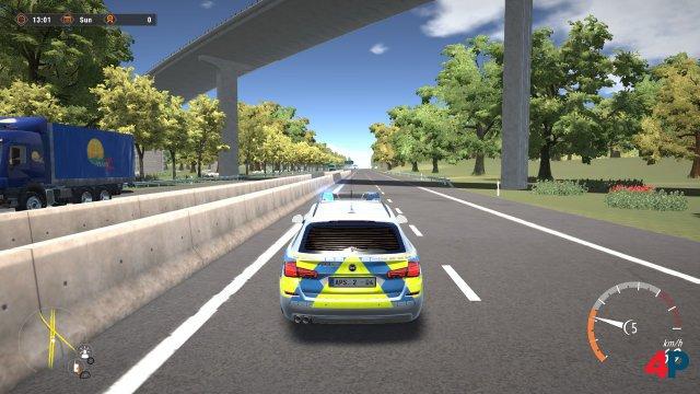 Screenshot - Autobahnpolizei Simulator 2 (PS4)