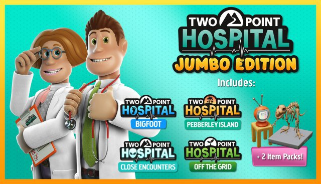 Screenshot - Two Point Hospital (PS4, Switch, One)