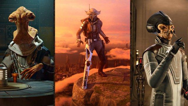 Screenshot - Star Wars: Tales from the Galaxy's Edge - Last Call (OculusQuest, VirtualReality)