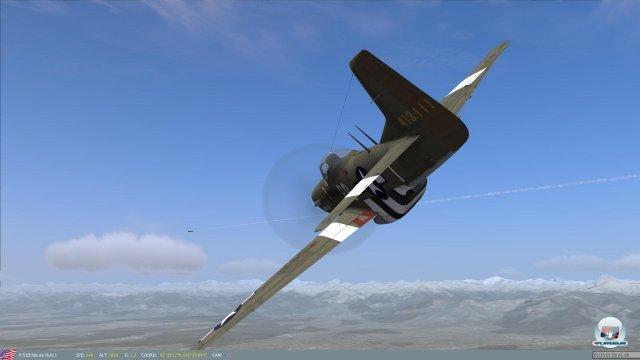 Screenshot - DCS: P-51D Mustang (PC) 92424977